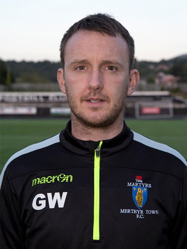 Gavin Williams - Manager